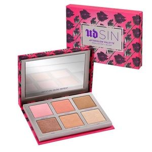 Urban Decay Sin Afterglow Highlight/Blush Palette